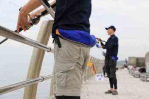 堤防釣り 道具
