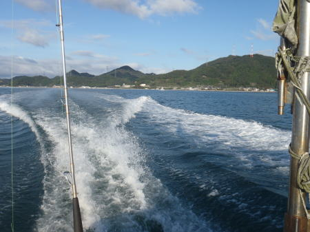 完全フカセ釣り 船