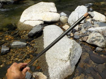 テナガエビ釣りの竿のおすすめ!長さなど選び方は?
